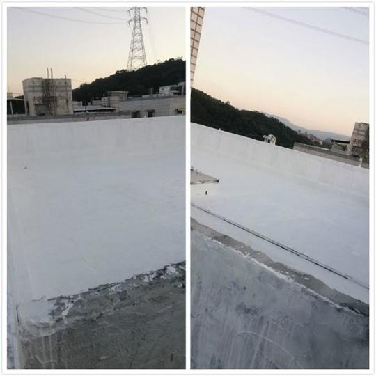 屋頂防水-施工後
