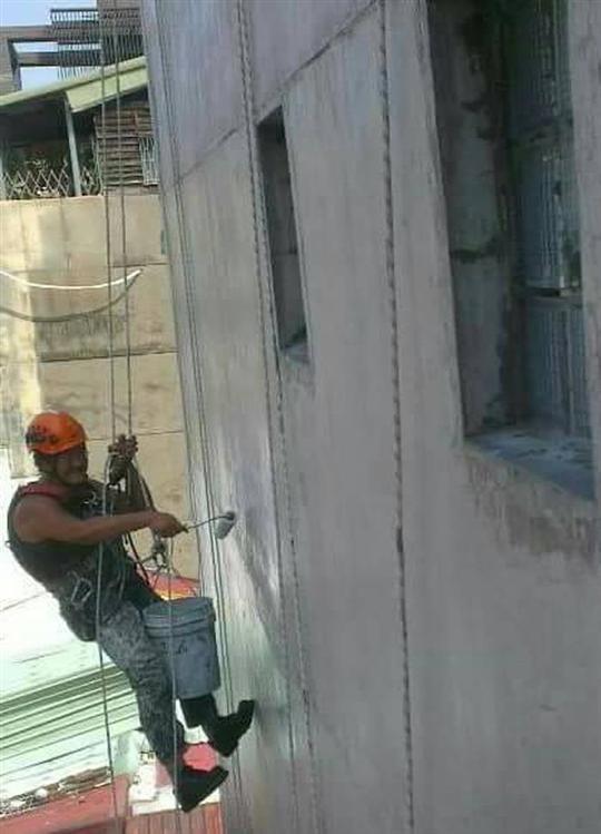 外牆油漆工程