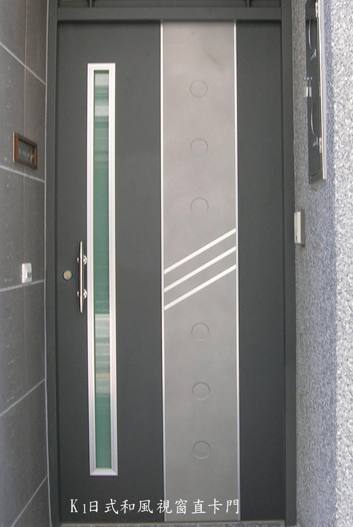 23-TM-K1日式和風視窗直卡門
