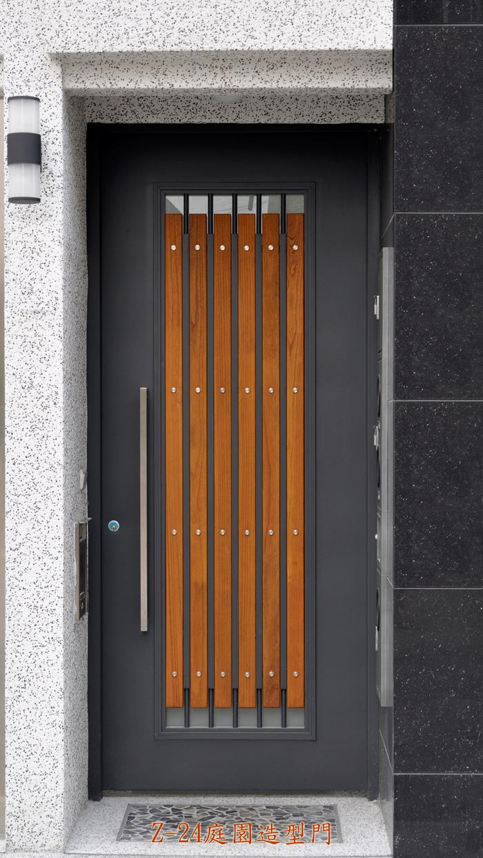 28-TM-Z24庭園造型門