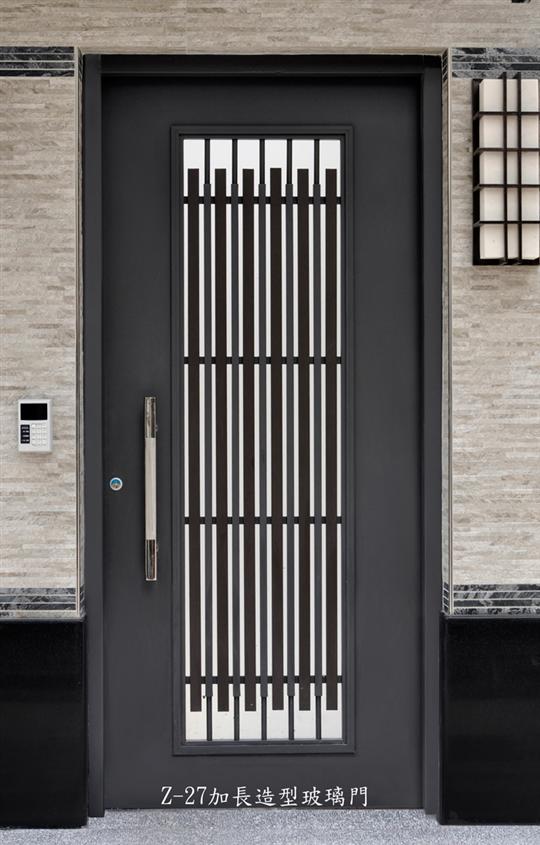 29-TM-Z27加長造型玻璃門