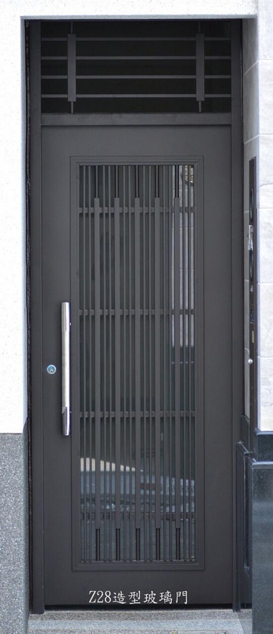 30-Z28 造型玻璃門