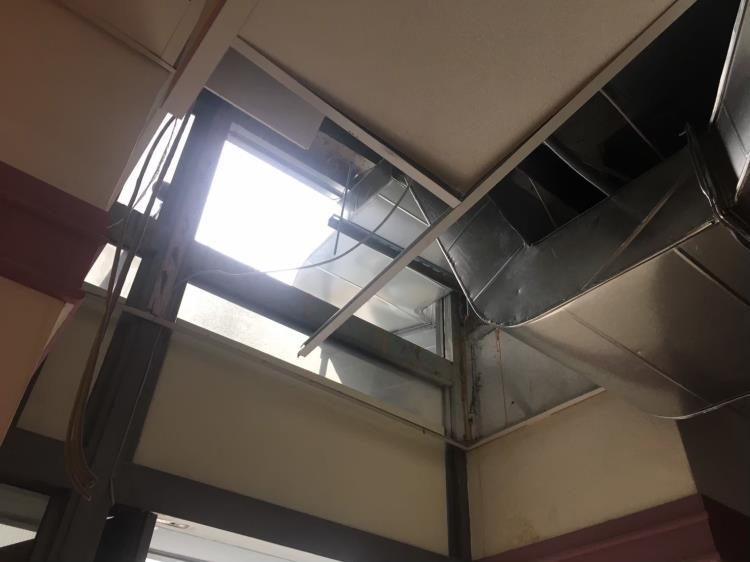 天母戲劇院-風管外保溫