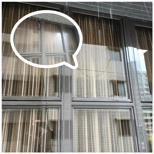 外牆清洗玻璃