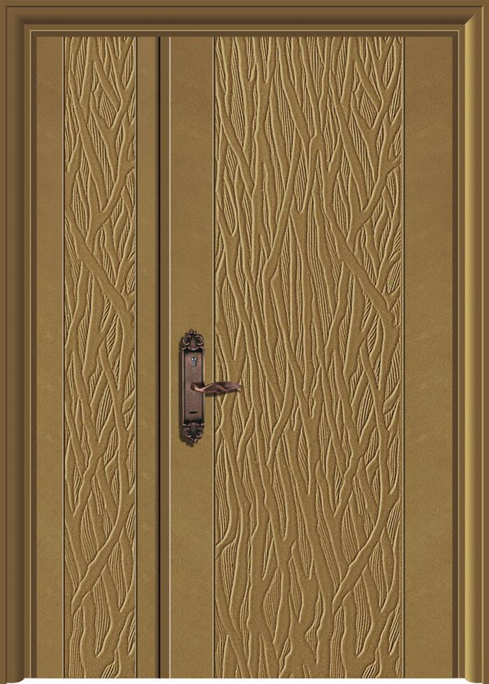 金絲龍鍛鑄鋁鋼木門