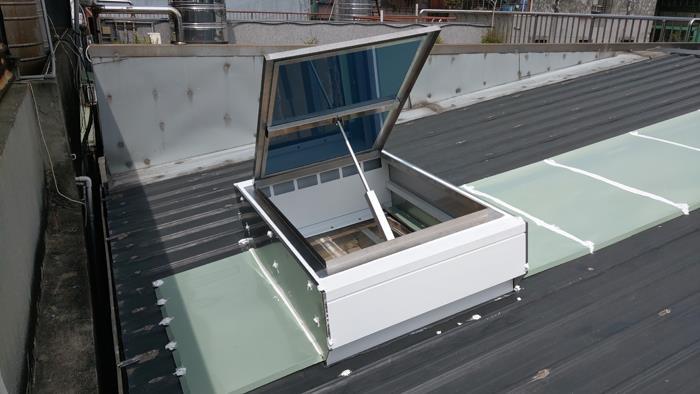7.居家鐵皮屋頂
