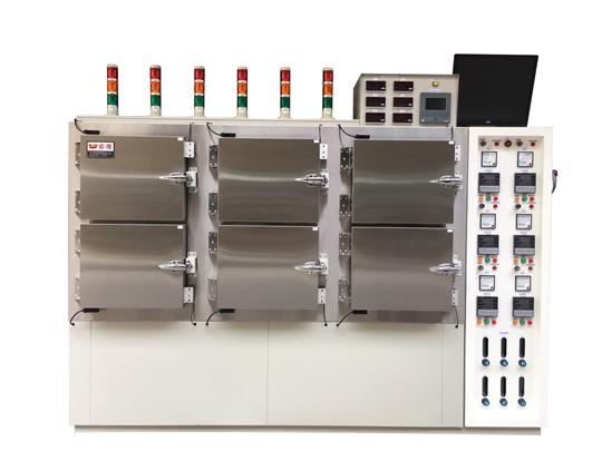 六箱式防氧化氮氣烤箱