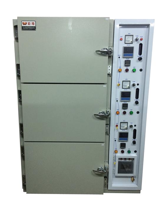 三箱式防氧化氮氣烤箱