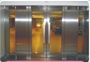 玻璃自動門