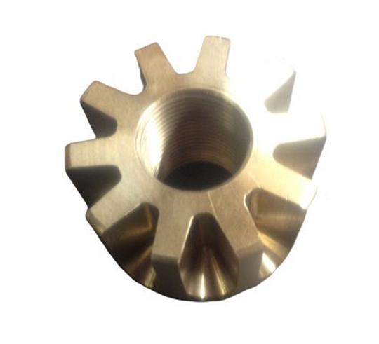 2-CNC銑床加工
