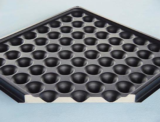 2-Hitate合金鋼高架地板