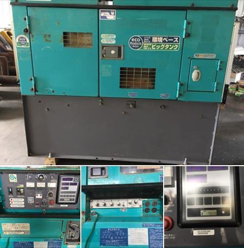 6-日本輸入中古外匯發電機