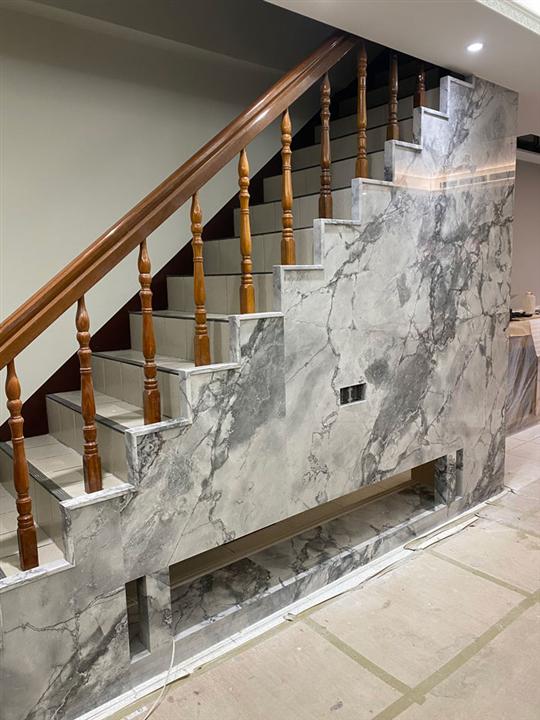 樓梯大理石工程