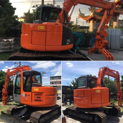 11-HITACHI ZX75US-A
