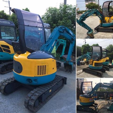 30-KUBOTA RX141小旋回挖土機 (已售出)