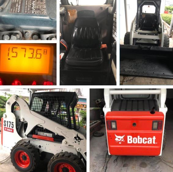 34-Bobcat S175 (已售出)