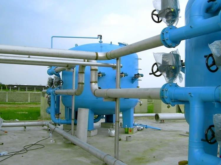 桃園國際機場第二給水加壓站緊急備用水源工程