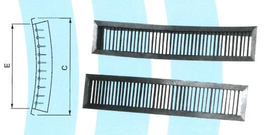 23- 側吹式弧型風口 ZX-GS2