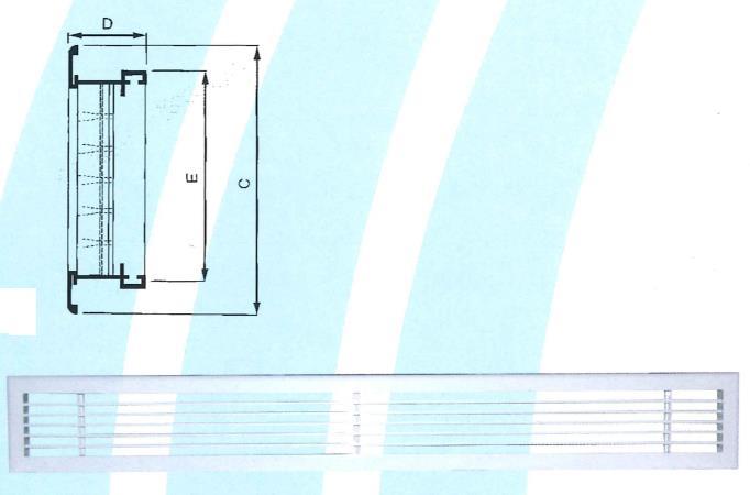 24- 線型出風口 ZX-LA