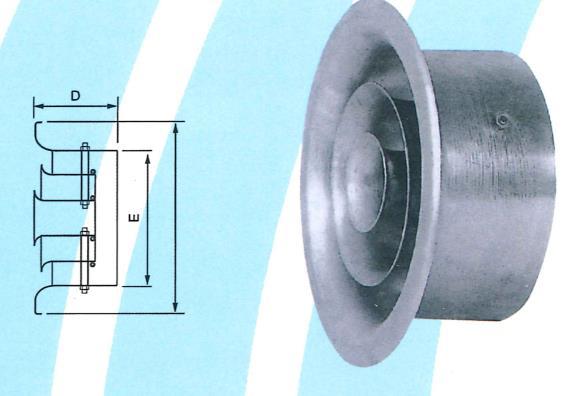 31- 圓層噴流風口 ZX-QL