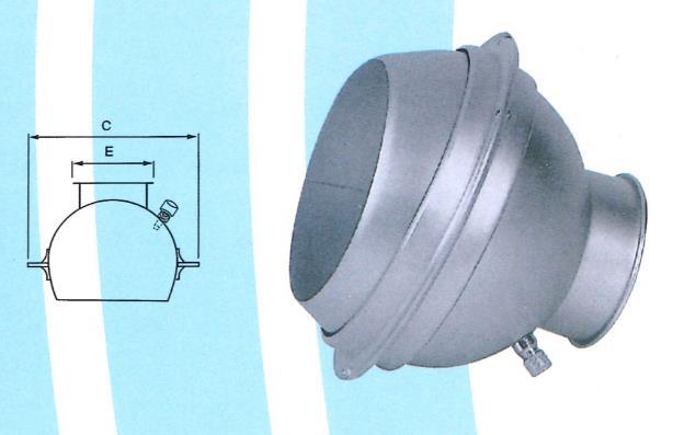 32- 球型噴流風口 ZX-QJ