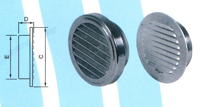 33- 平面式外氣口 ZX-QP