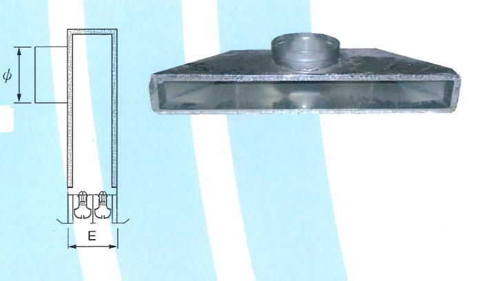 45- 雙槽風箱風口 ZX-SUUT