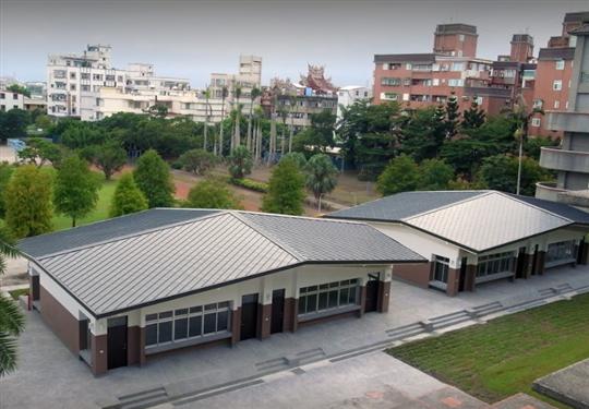 22- 宜蘭中學老舊校舍改建工程