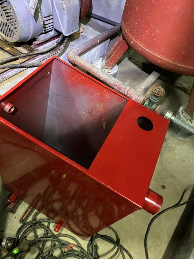消防主機呼水槽更新工程