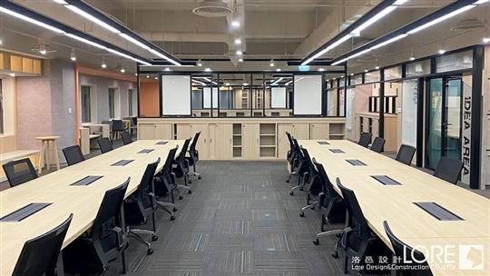 辦公空間規劃裝修