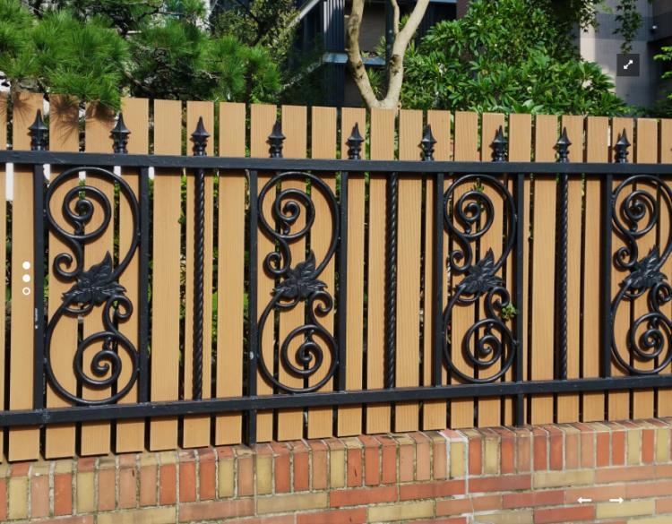格柵, 圍籬 – Fencing