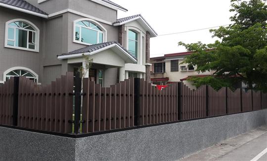 格柵 圍籬 – Fencing