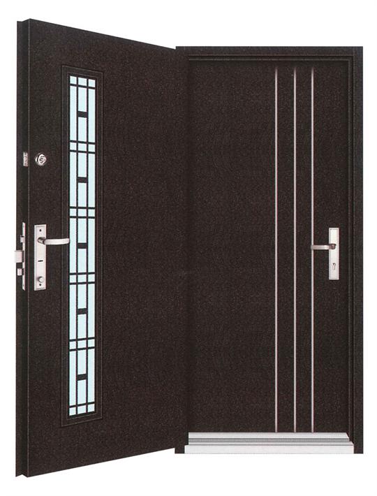 雙玄關門/CW-39