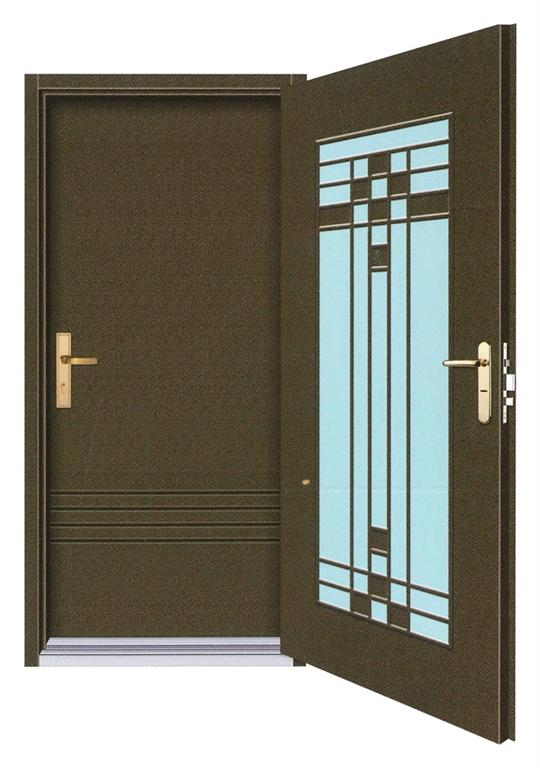 雙玄關門/CW-50