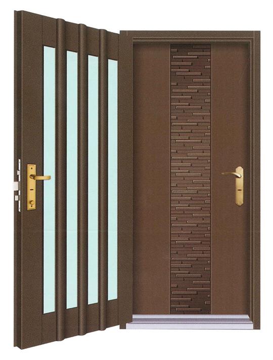雙玄關門/TC-76