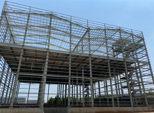 廠房興建工程