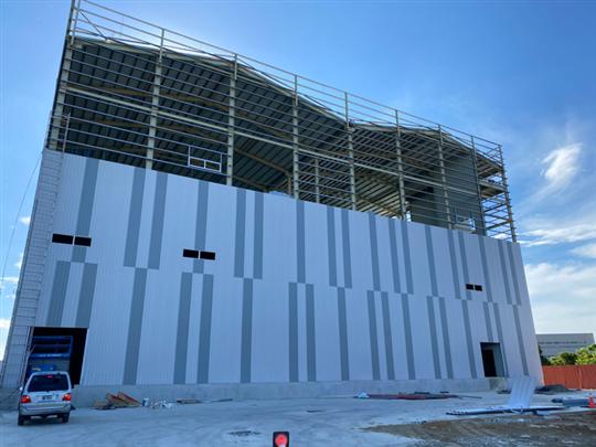 廠房鋼構工程