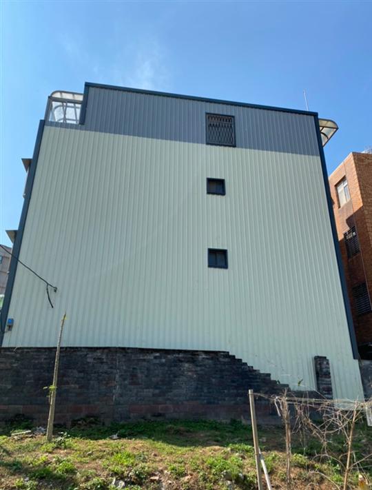 鐵皮屋增建工程