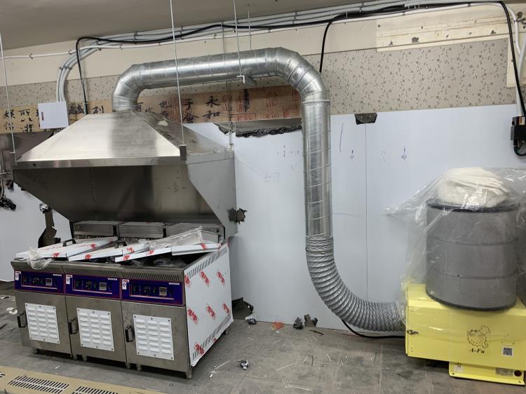 59- 廚房油煙排氣設備工程