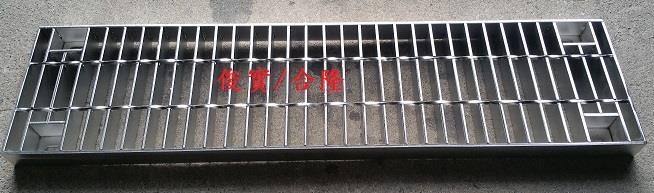 不锈鋼固定式格柵蓋