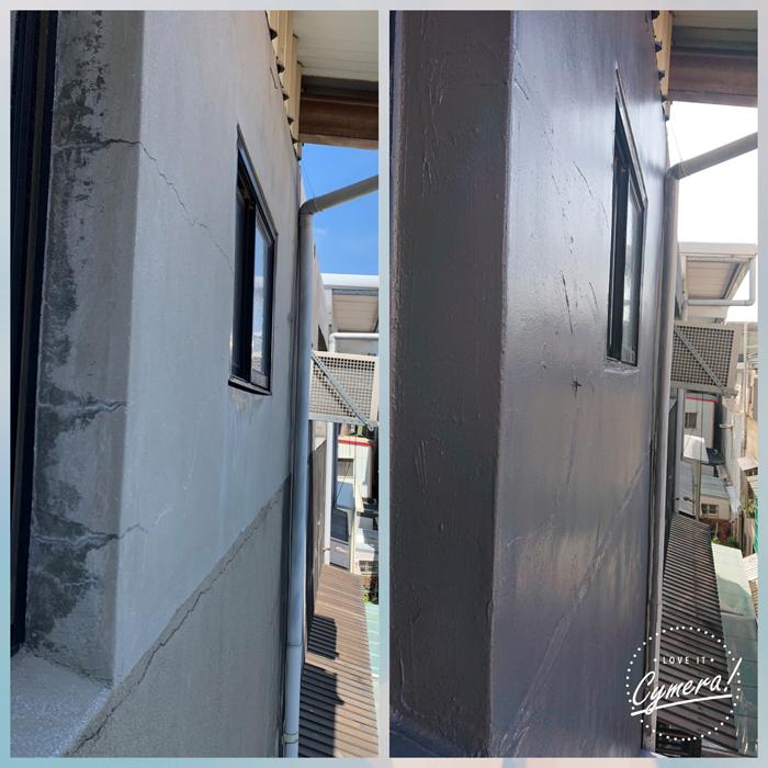 住宅外牆防水施工