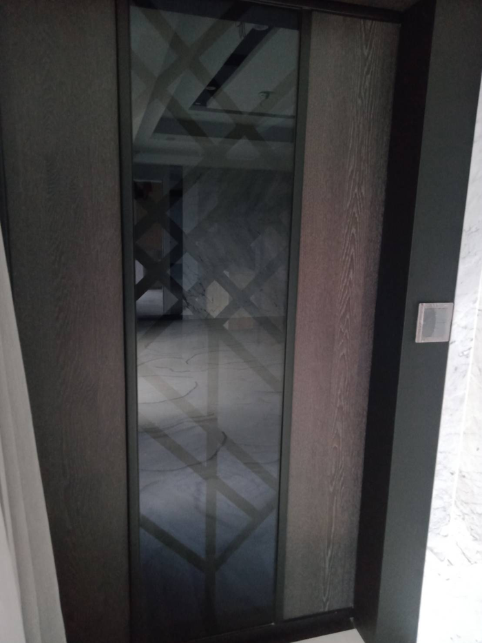 自動玻璃門