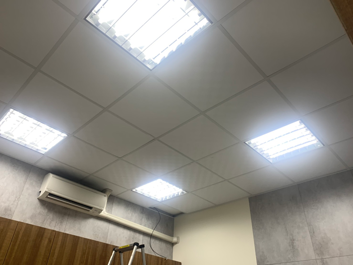 天花板隔間工程