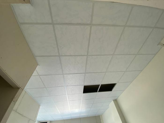 明架天花板工程