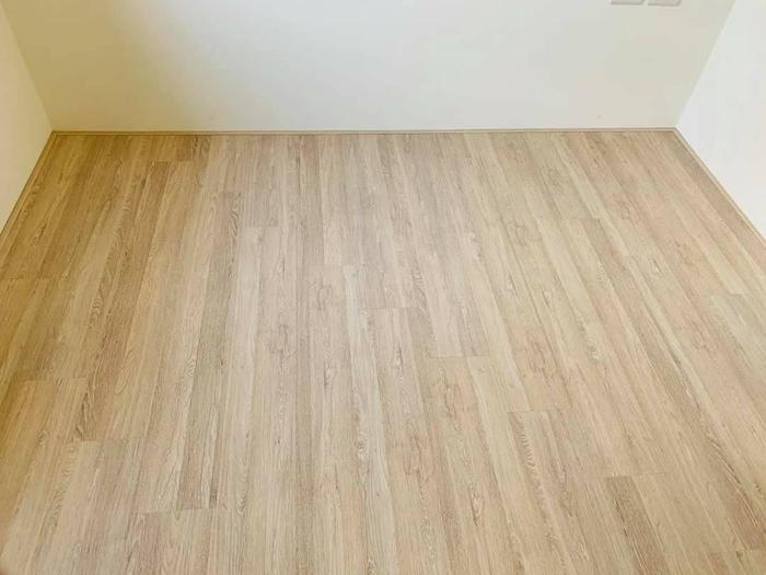 地板施作工程