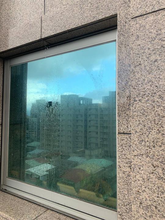 堯城大樓外牆清洗