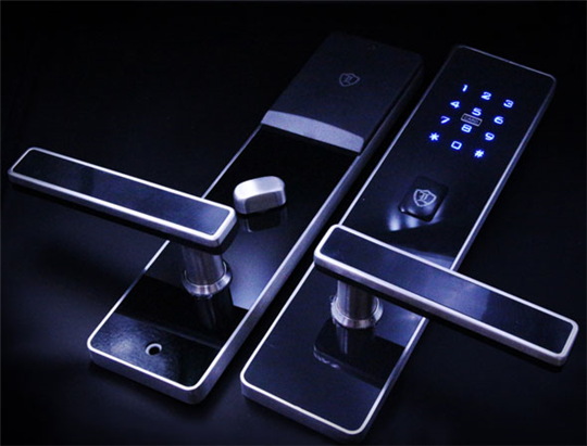 美規三合一智慧型數位電子門鎖