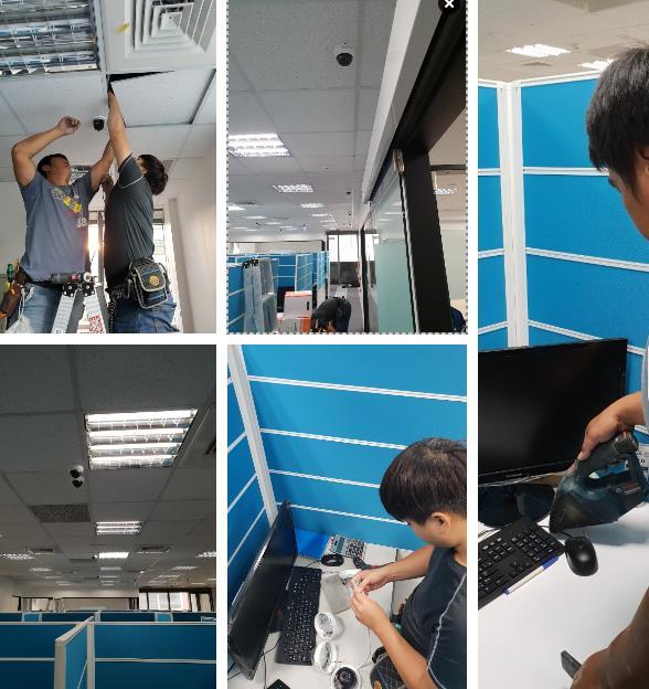 2- 辦公室CCTV工程