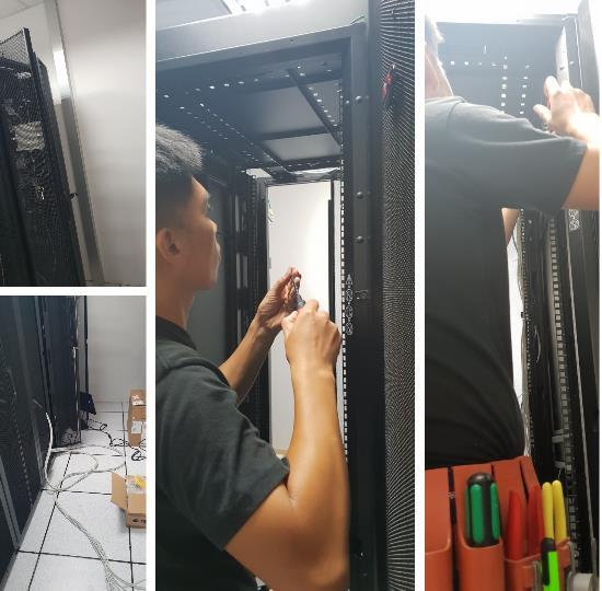 4- 辦公室CCTV工程