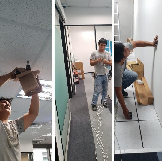 5- 辦公室CCTV工程